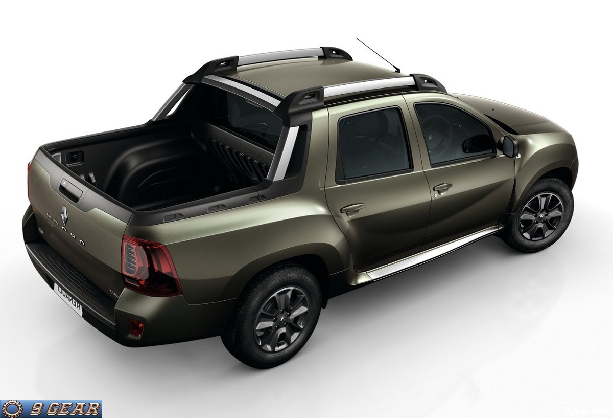 renault duster oroch pickup truck unveiled car reviews new car pictures for 2018 2019. Black Bedroom Furniture Sets. Home Design Ideas