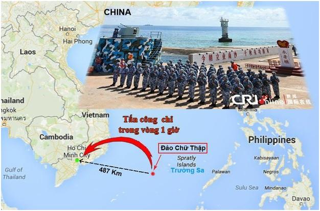 Image result for TC CHIẾM BIỂN ĐẢO VN