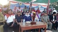 Bupati Saksikan Langsung Partai Final Buana Putra Desa Hidirasa VS Radom FC Kota Bima