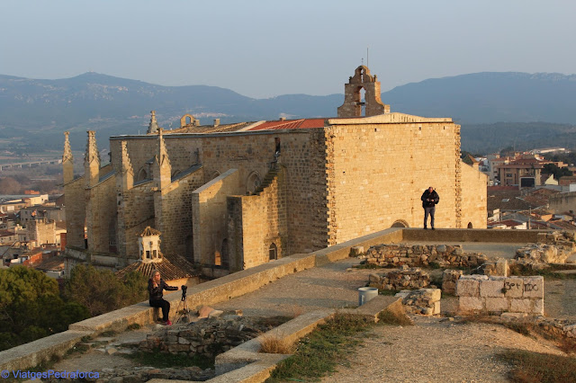 Montblanc medieval, Conca de Barberà, Joc de Trons, Game of Thrones