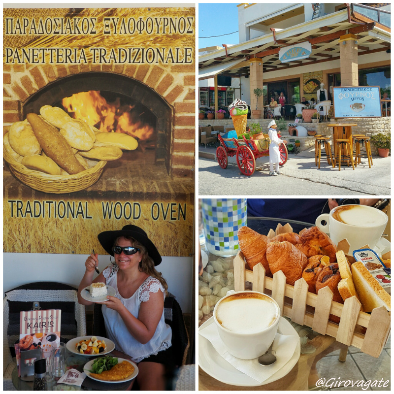 Lipsi Kairis traditional bakery