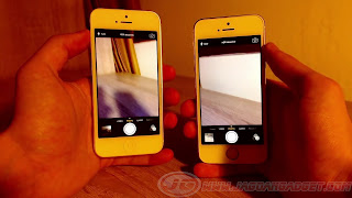 Perbandingan Kamera iPhone 5 dan 5S