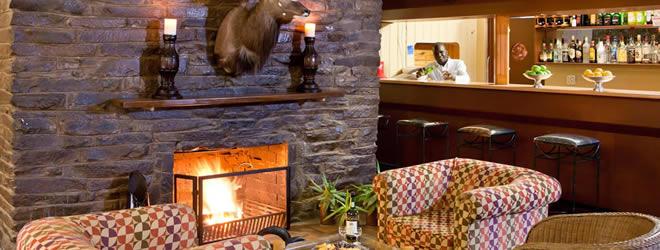 Wagon Wheel Country Lodge bar