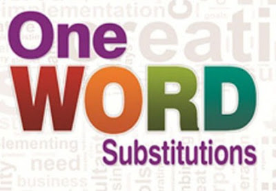 List of 200 Most Important One Word Substitution for Bank | SSC Exam