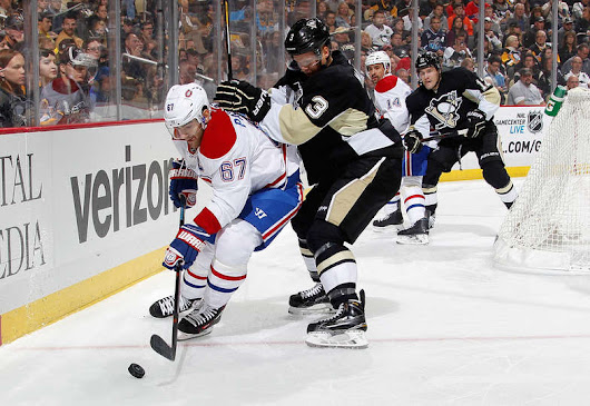 Penguins Fall 3-2 To The Canadiens In Pittsburgh Home Opener @WillHirschNHL
