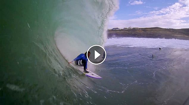 The Endless Winter Surfing Europe Ep2 The Seed of Portuguese Surfing