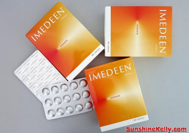 Imedeen Classic, beauty, oral skincare supplement, imedeen