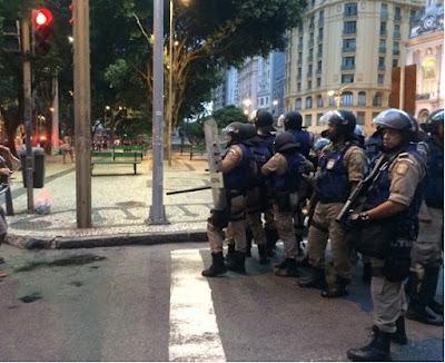 Guarda Municipal do Rio de Janeiro: secretário quer chamar todos os aprovados