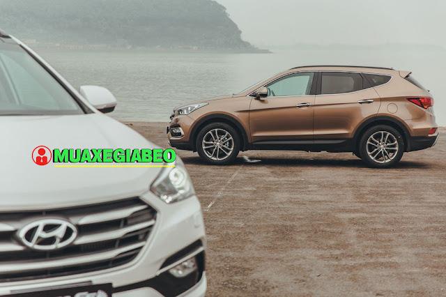 Giới thiệu Hyundai SantaFe 2.2L máy dầu phiên bản đặc biệt AWD ảnh 6