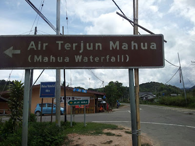 Air Terjun Mahua Tambunan, Sabah