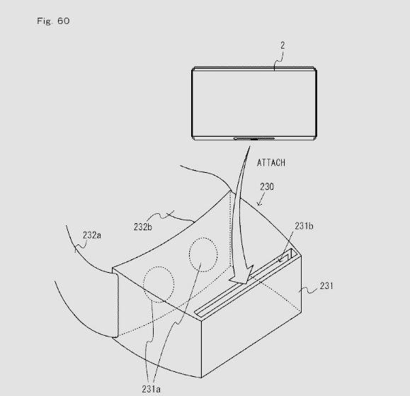 Rumor: Nintendo switch compatible con RV segun una patente