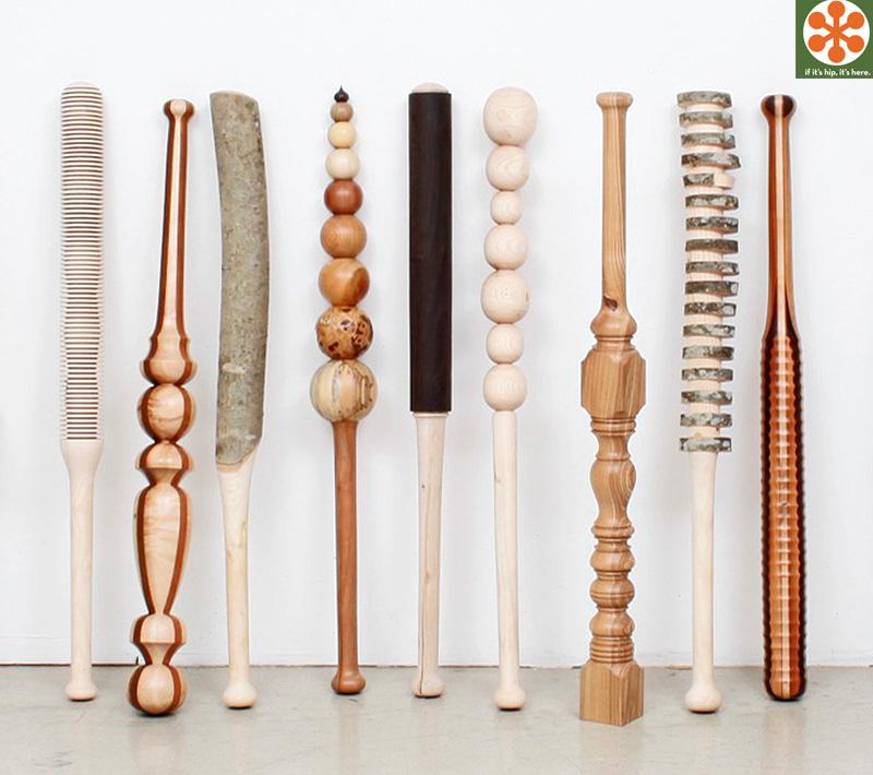 unique baseball bats