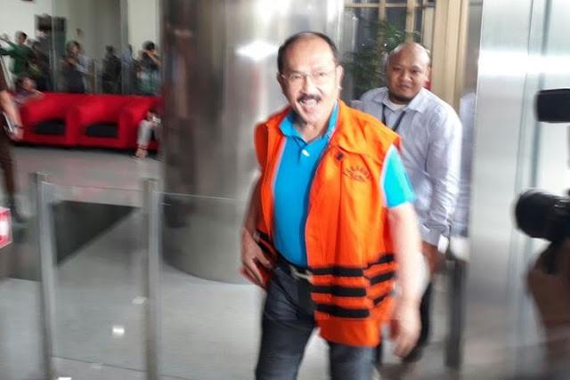 Mantan pengacara Setya Novanto, Fredrich Yunadi