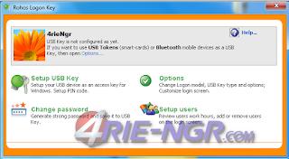 Rohos Logon Key 3.2 Full