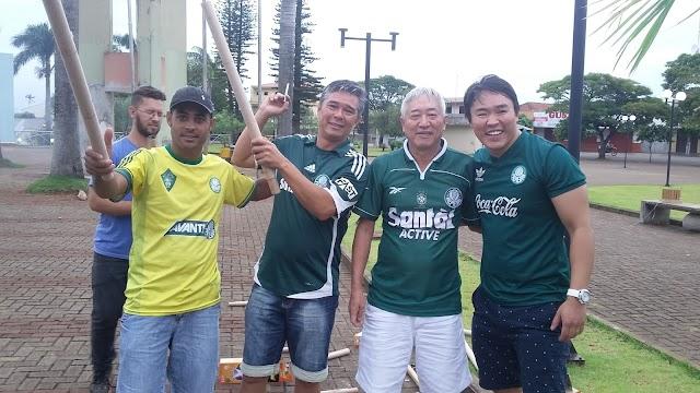 E o porco (Palmeiras) é Campeão Brasileiro 2016