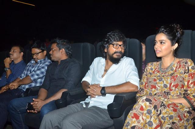 Actress Swathi reddy at Yaakkai Tamil Movie Audio Launch