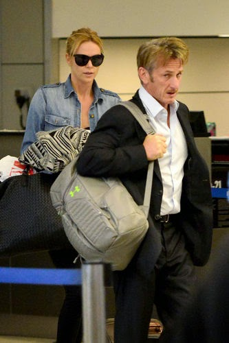 Blond Sean Penn: He surprised with a new hairdo