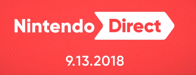 Nintendo Direct 09.13.2018