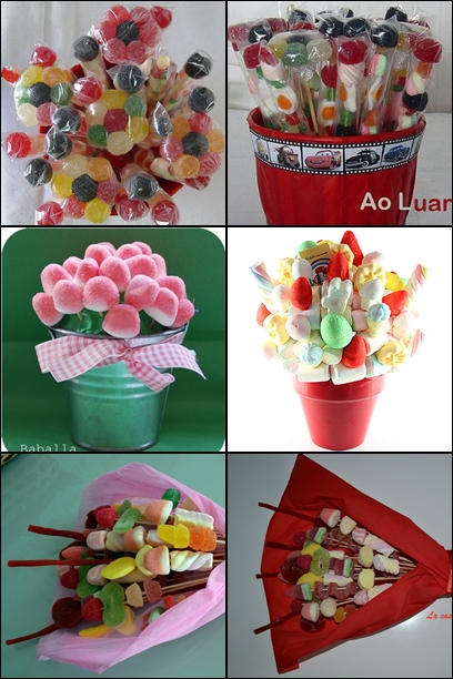 DIY: Maceta de chuches