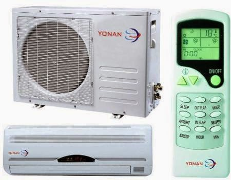 Mini-split air conditioner image