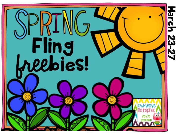 Fern Smith's Spring Fling Day 2 Freebie!