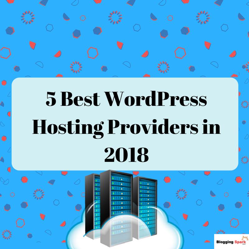 best wordpress hosting provider, top hosting companies for wordpress