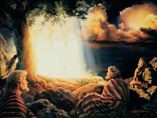 Jesus-Cristo-no-monte-Hermon