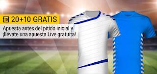 bwin promocion Tenerife vs Oviedo 9 marzo