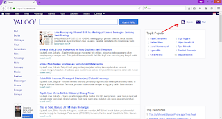 Langkah Cara Mudah Membuat Email Baru di Gmail dan Yahoo Terbaru Gratis