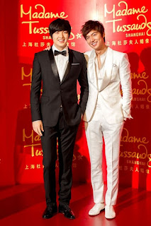 lee min ho madame tussauds
