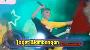 Lirik Lagu Joget Blambangan - Reny Farida