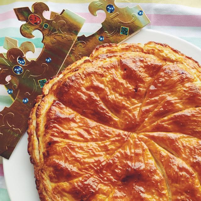 Apple Cinnamon King Cake Recipe