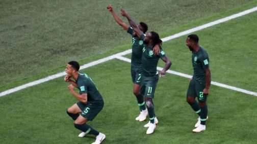 Eagles Applaud by CAF, FIFA and Nigerians; they made Africa proud