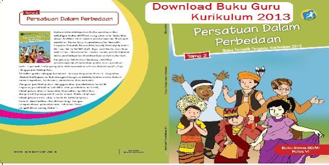 Buku Guru Kelas 6 Kurikulum 2013 Semua Tema