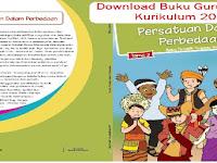 Buku Guru Kelas 6 Kurikulum 2013 Semua Tema Edisi Terbaru