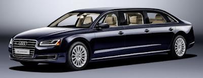 Audi A8 limuzin