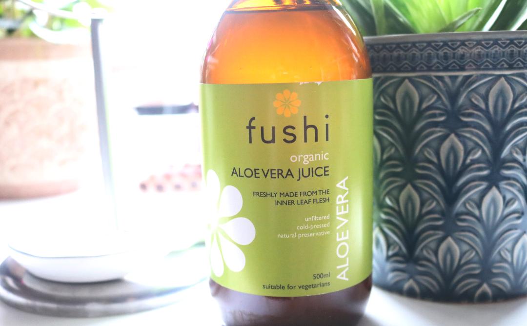 Fushi Organic Aloe Vera Juice review