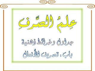 Ilmu Sharaf dalam Gramatika Bahasa Arab