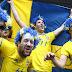 Sweden Men's Handball Team Roster for Rio 2016 Olympics