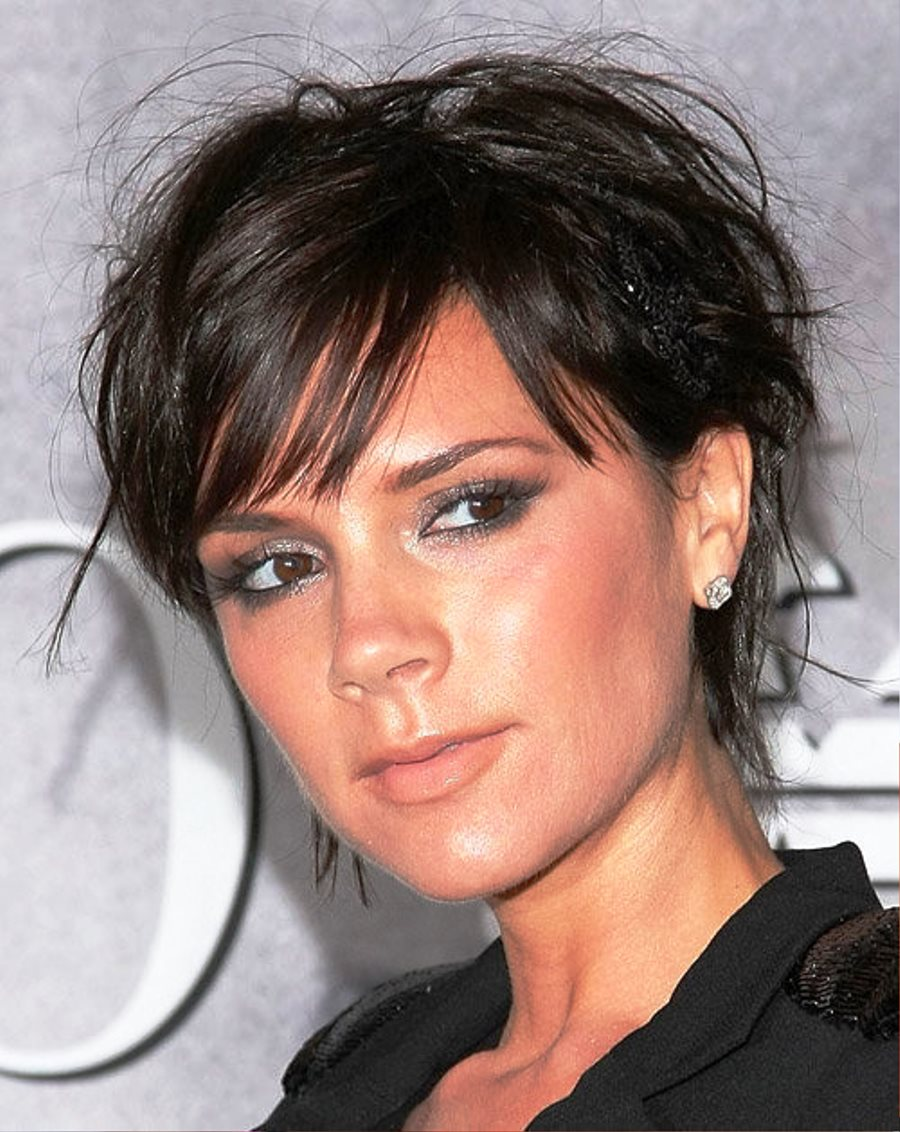 Victoria Beckham's Hair: Some Of Her Best Styles Over The ...
