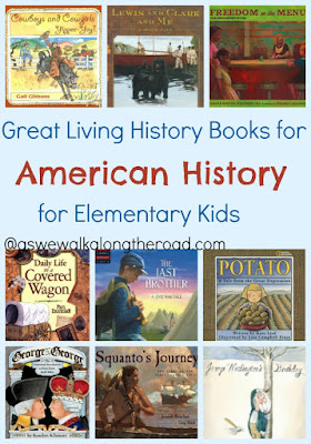 Living books for American history