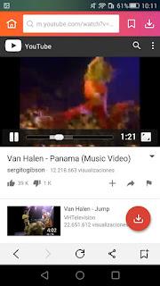 تطبيقات لتحميل فيديو من يوتيوب