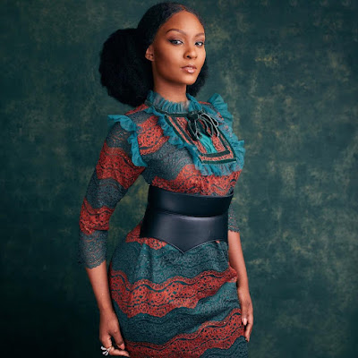 Osas Ajibade latest photos