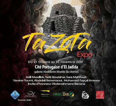 Tazota un patrimoine marocain en ruine