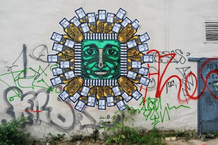 Key Detail. Уличный художник 19