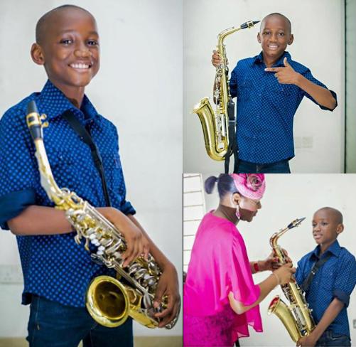 nino idibia saxophonist