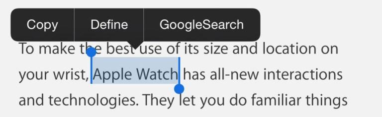 googlesearchactionmenu2-1024x314 Cydia:Tweaks for iOS 10.3.2 and iOS 11 (August 2017) Apps iPad iPhone Jailbreak News
