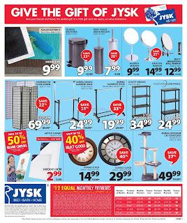 JYSK Weekly Flyer February 22 - 28, 2018