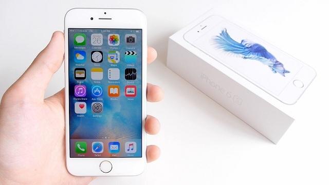 Thay vỏ iPhone 6s tại Thành Hưng Mobile chuẩn