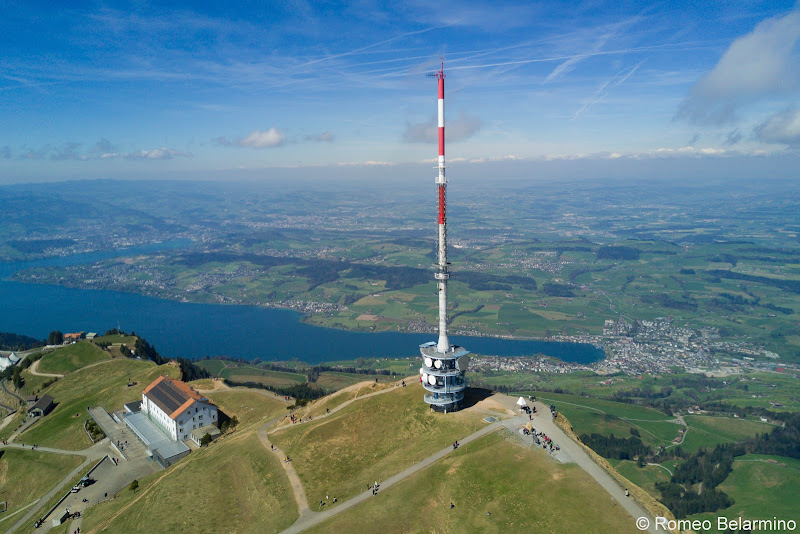 Mt. Rigi Kulm Two Days in Lucerne Luzern Switzerland